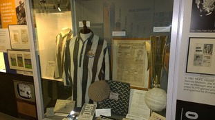 Memorabilia charting the history of the club will be on display to fans.