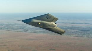 BAE hails Lancashire-built stealth drone