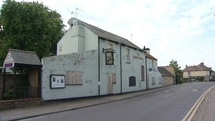 Another closed pub