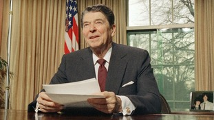 Anger at UK auction of Ronald Reagan's blood