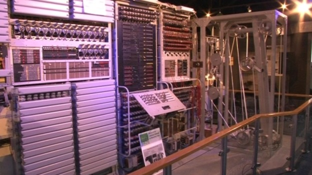 Second Computer in The World The Second World War