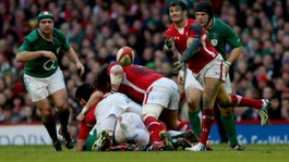 Wales take a drubbing from Ireland in Dublin