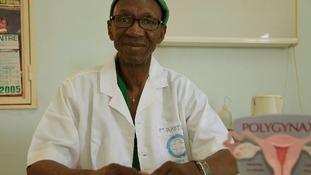 Professor Akotiomga Michel