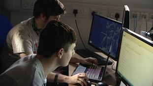 The Games Technology Degree course at Anglia Ruskin.