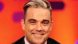 Stoke celebrates Robbie's 40th Birthday
