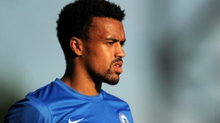 Nicky Ajose has been named the Sky Bet League One Player of the Month for January.