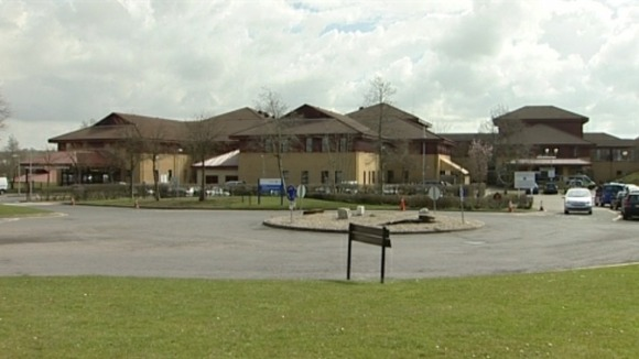 Prince Philip Hospital in Llanelli