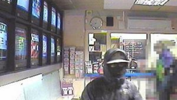 Betting shop armed robbery