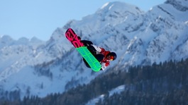 Southampton snowboarder misses out on Olympic medal