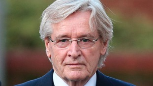 William Roache attends Circle of Love meeting