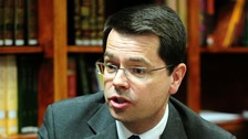 James Brokenshire will replace Mark Harper as immigration minister