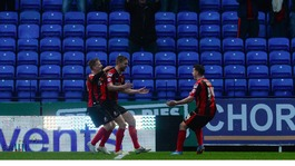 Cherries secure 2-2 draw against Bolton