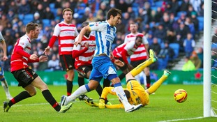 Brighton extend unbeaten home run to six matches