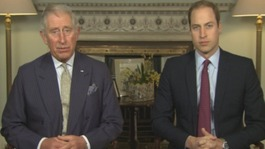 Prince William hails start of endangered species summit