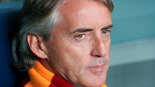 Mancini blasts Manchester City