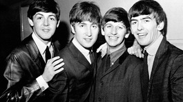 Liverpool's Lord Mayor unveils Beatles plaque at JFK airport