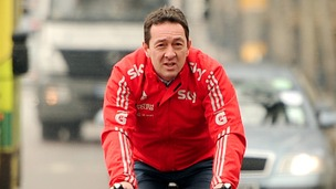 Hoylake's Chris Boardman