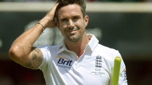 Kevin Pietersen has been officially released from his central contract with the ECB.