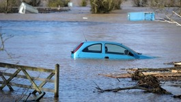 Cost of flooding in the UK could reach £500 million