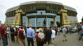 West Ham stadium sold for flats