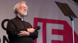 Former Archbishop speaks out over poverty
