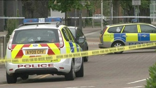 The 18-year-old man was stabbed outside Ipswich Crown Court.