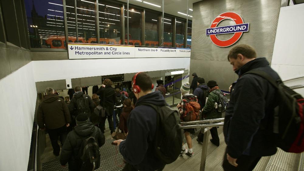 Tssa Union Suspends Strike On London Underground