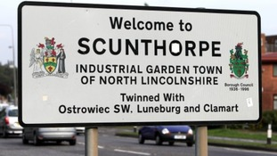 Scunthorpe usurped as country's least romantic town