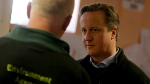 David Cameron has responded to Britain's flooding emergency - but was it all too late?