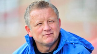 New Northampton Town boss Chris Wilder will be targeting all three points tonight.