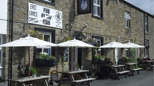 Lancashire village pub named the best in UK