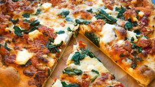 Pizza ingredient may help ward off winter vomiting bug