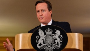 David Cameron warned the Chancellor would not agree to Scotland continuing to use the pound, post-independence.