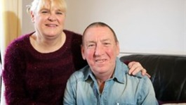Manchester grandad 'saved' by newborn babies