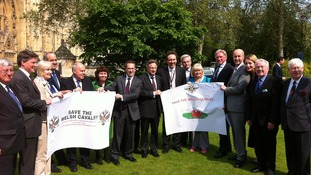 Labour MPs, Peers, former Welsh cavalry officer