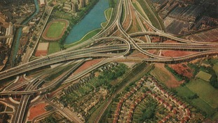 Forty facts for forty years of the Spaghetti Junction
