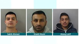 Men sentenced in sexual exploitation case on Teesside.