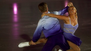 Torvill and Dean recreate 'Bolero' in Sarajevo 30 years on