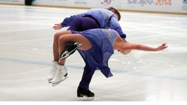 Torvill & Dean wow thousands in Sarajevo with Bolero