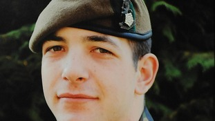 Private Christopher Kershaw, of 3rd Battalion the Yorkshire Regiment