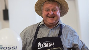Colin Gray, Director of Rossi Ice Cream