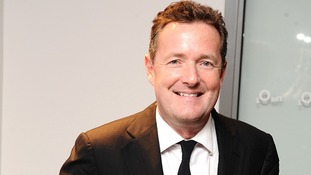 Piers Morgan has confirmed he was questioned by police about phone hacking in December