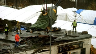 Air crash investigators are still trying to discover the cause of the Glasgow helicopter crash in December
