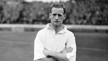 Sir Tom Finney, who died at the age of 91