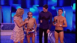 Diversity star Perri Kiely crowned Splash! champion