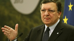 President of the European Commission, Jose Manuel Barroso.