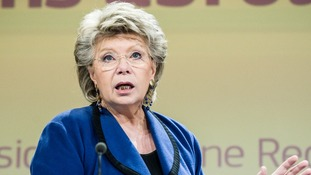 Viviane Reding, Vice-President of the European Commission