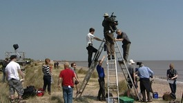New drama, A Mother's Son being filmed in Southwold