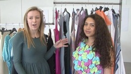 Essex fashion students say no to size zero