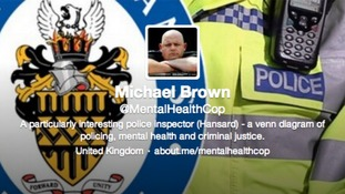 @mentalhealthcop is back on Twitter